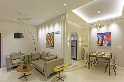 Gallery Cover Image of 549 Sq.ft 1 BHK Apartment for buy in Doshi Risington, Karapakkam for 3431250