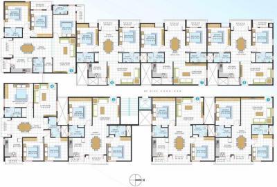 एलवीएस एलिगेंस में खरीदने के लिए 1090.0 - 1580.0 Sq.ft 2 BHK अपार्टमेंट प्रोजेक्ट  की तस्वीर