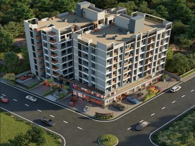 Project Image of 563.06 - 705.47 Sq.ft 2 BHK Apartment for buy in Rajshree Rainbow Rivera