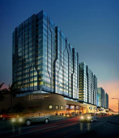 Project Image of 472.0 - 603.0 Sq.ft 2 BHK Apartment for buy in L And T Seawoods Residences Phase I