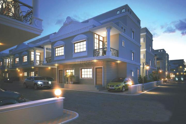Project Image of 1313.84 - 1537.41 Sq.ft 4 BHK Villa for buy in Riviera Green Bunglows