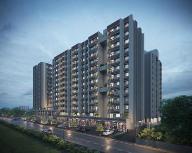 Project Image of 1116.0 - 1422.0 Sq.ft 2 BHK Apartment for buy in Paarijat Aamra