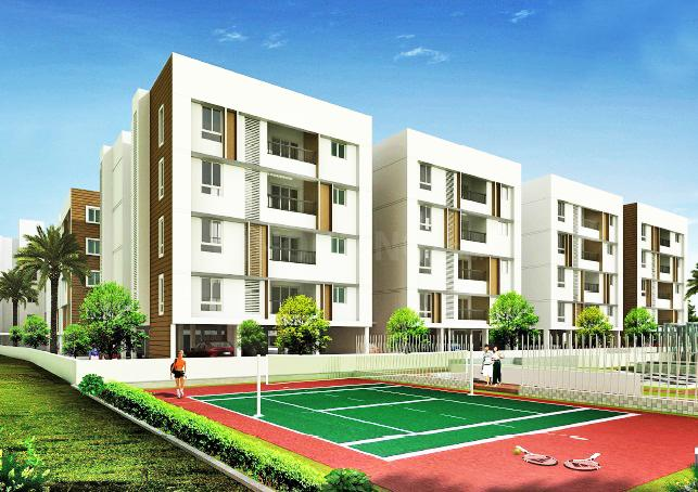 Project Image of 916.0 - 1297.0 Sq.ft 2 BHK Apartment for buy in Tulive Dakshin
