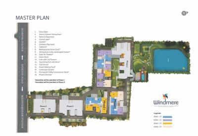 Gallery Cover Image of 1072 Sq.ft 3 BHK Apartment for buy in Signum Windmere, Talbanda for 3301760