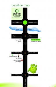 गौर सिटी 4th एवेन्यू