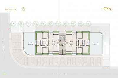 Project Image of 0 - 620.75 Sq.ft 2 BHK Apartment for buy in Satvam