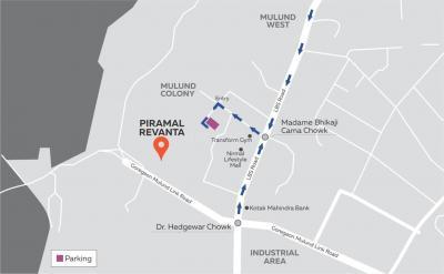 पीरामल रेवांता टावर 1 में खरीदने के लिए 452.0 - 2766.0 Sq.ft 1 BHK अपार्टमेंट प्रोजेक्ट  की तस्वीर