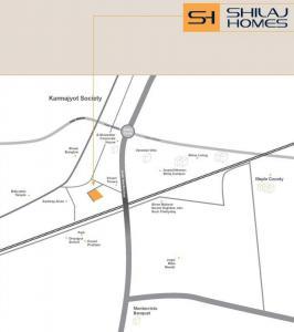 Project Image of 757.89 - 796.53 Sq.ft 3 BHK Apartment for buy in Samsarjan Shilaj Homes