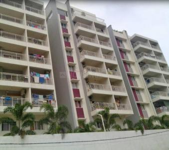 Gallery Cover Image of 1342 Sq.ft 2 BHK Apartment for rent in Solitaire, Gachibowli for 30000