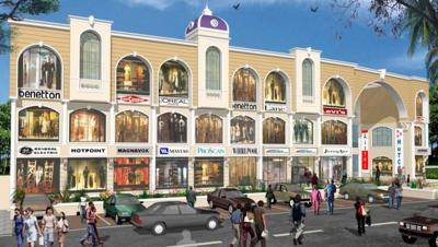 Project Image of 0 - 350 Sq.ft Shop Shop for buy in Niho The Mall