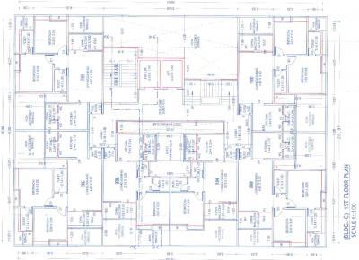 मंगल मंशा फेज II में खरीदने के लिए 469.95 - 673.93 Sq.ft 1 BHK अपार्टमेंट प्रोजेक्ट  की तस्वीर