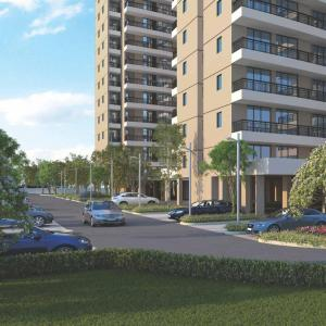Gallery Cover Image of 1310 Sq.ft 2 BHK Apartment for buy in Cosmos Express 99, Sector 99 for 5000000