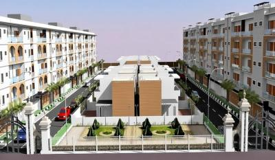 Project Image of 478 - 876 Sq.ft 1 BHK Apartment for buy in E3 Royal Greens