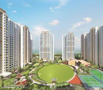 Project Image of 306.13 - 506.23 Sq.ft 1 BHK Apartment for buy in Sunteck MaxxWorld 2 Tivri Naigaon East