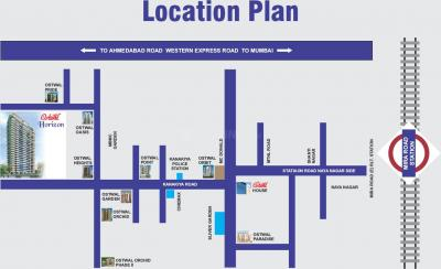 Project Image of 237.88 - 270.88 Sq.ft 1 RK Apartment for buy in Shree Ostwal Horizon