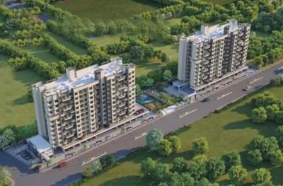 Project Image of 627.0 - 629.0 Sq.ft 2 BHK Apartment for buy in V Divine Dazzle B