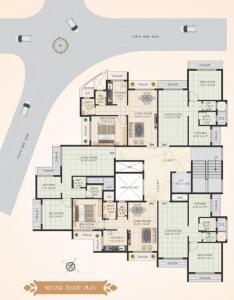 आरडी पार्वती वस्तु में खरीदने के लिए 255.97 - 342.4 Sq.ft 1 BHK अपार्टमेंट प्रोजेक्ट  की तस्वीर