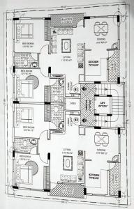 वाईडी ट्यूलिप में खरीदने के लिए 0 - 1101.0 Sq.ft 2 BHK अपार्टमेंट प्रोजेक्ट  की तस्वीर