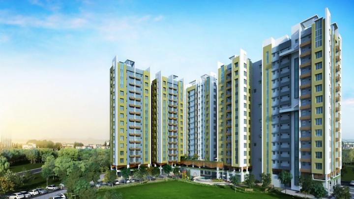 Project Image of 1183.0 - 1915.0 Sq.ft 3 BHK Apartment for buy in Aurum