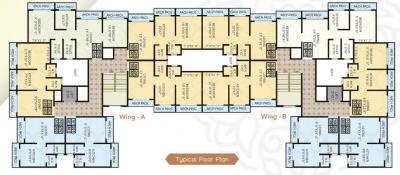 Project Image of 245.74 - 455.53 Sq.ft 1 RK Apartment for buy in Kavya Apartment
