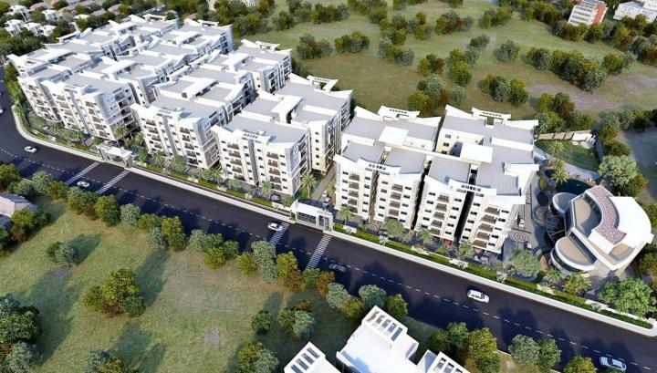 Project Image of 1709.0 - 2612.0 Sq.ft 3 BHK Apartment for buy in Omsree Green Front