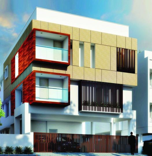 Project Image of 554.0 - 850.0 Sq.ft 2 BHK Apartment for buy in Triumphant Treasure Park
