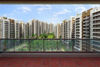 Gallery Cover Image of 1480 Sq.ft 2 BHK Apartment for rent in Microtek Greenburg, Sector 86 for 25000