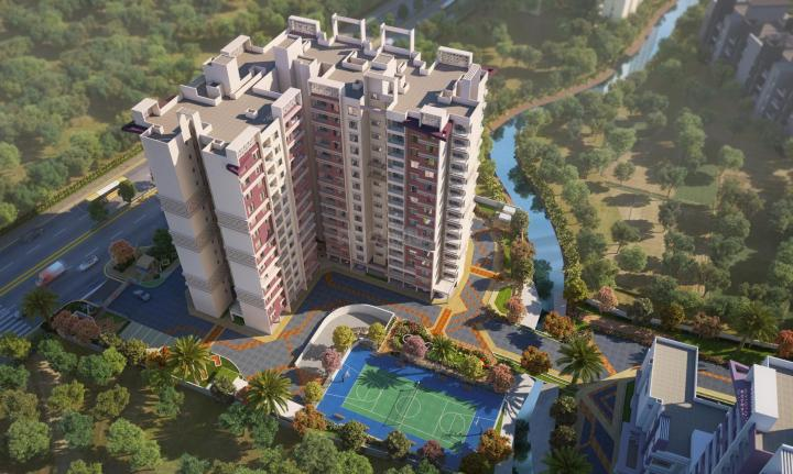 Project Image of 1225.0 - 1955.0 Sq.ft 2 BHK Apartment for buy in Sumadhura Sushantham Phase I