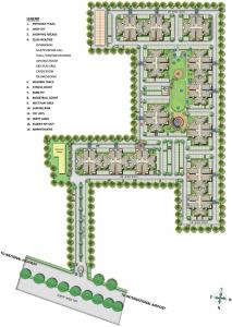 Project Image of 1640 Sq.ft 3 BHK Apartment for buyin Sector 19 for 6780000