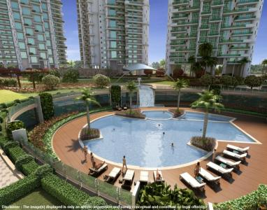 Gallery Cover Image of 2500 Sq.ft 3 BHK Apartment for rent in Sector 78 for 39000