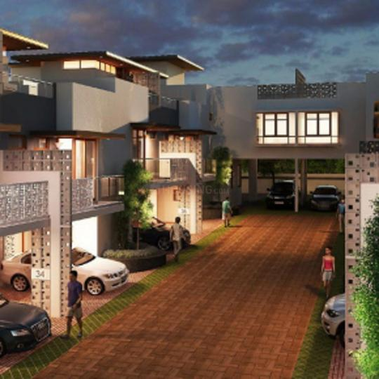 Project Image of 1953.0 - 2017.0 Sq.ft 3 BHK Villa for buy in Mantri Courtyard P4
