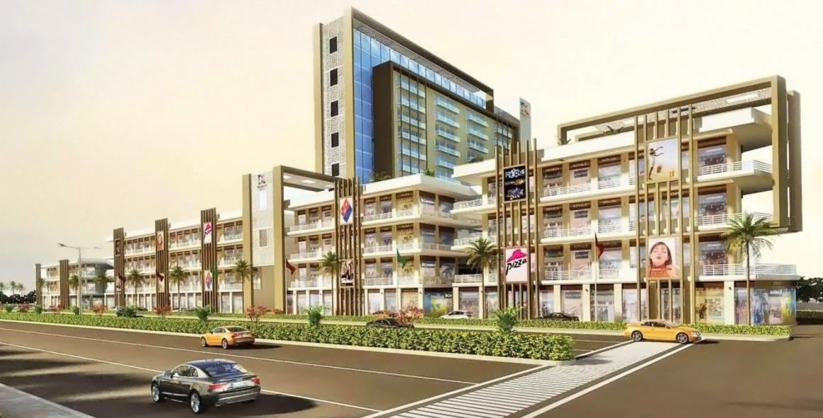 Project Image of 0 - 670.0 Sq.ft Studio Studio Apartment for buy in Orris Market City