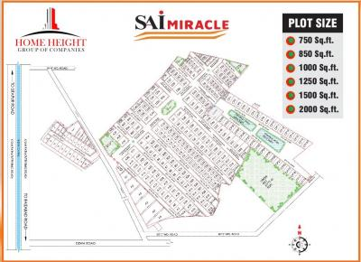 Residential Lands for Sale in Home Sai Miracle