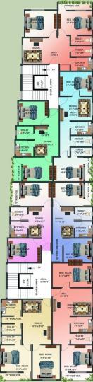 Project Image of 449.0 - 613.0 Sq.ft 2 BHK Apartment for buy in N B Shree Ram Kutir