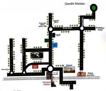 Project Image of 535 - 1339 Sq.ft 2 BHK Apartment for buy in R R Sanchar Nagar