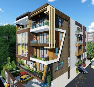 Project Image of 0 - 3200 Sq.ft 4 BHK Apartment for buy in Lord Krishna Royal Floors