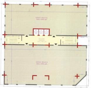 एस एम गुलमोहर हाइट्स में खरीदने के लिए 1690.0 - 1780.0 Sq.ft 3 BHK अपार्टमेंट प्रोजेक्ट  की तस्वीर