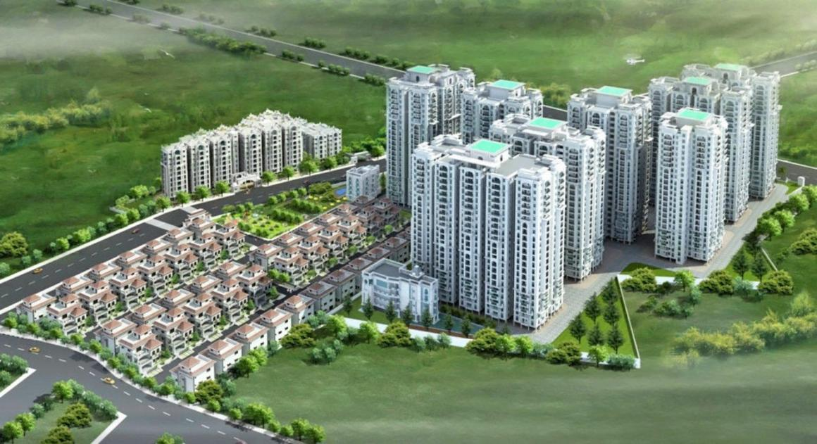 Project Image of 1700.0 - 2100.0 Sq.ft 3 BHK Apartment for buy in Aditya Beaumont