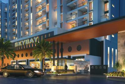 Project Image of 353.0 - 521.0 Sq.ft 1 BHK Apartment for buy in Saarrthi Skybay Phase I