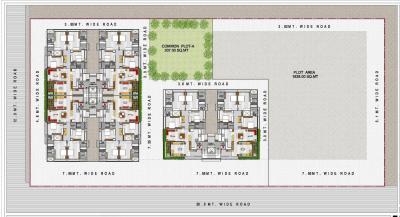 Gallery Cover Image of 2200 Sq.ft 4 BHK Apartment for rent in Sankalp Grace II, Ambli for 65000