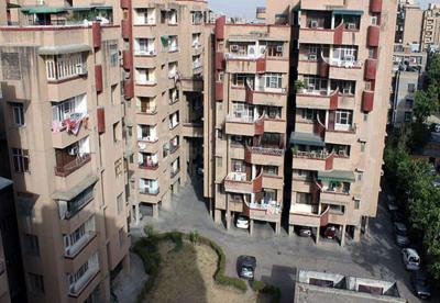 The Antriksh Rashi Apartments