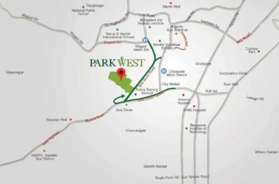 Shapoorji Pallonji Parkwest Pine Tower 9