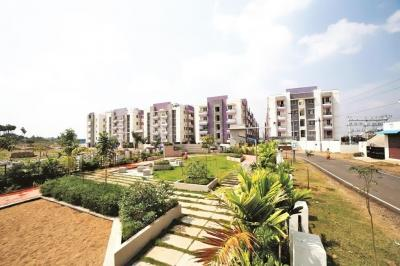 Gallery Cover Image of 1080 Sq.ft 2 BHK Apartment for rent in VGN Southern Avenue, Kavanur R.F.R[31]C for 10000