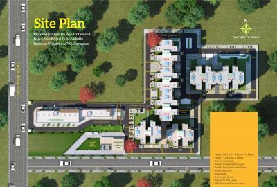 पिरामिड फ़्यूज़न होम्स में खरीदने के लिए 578.0 - 599.0 Sq.ft 2 BHK अपार्टमेंट प्रोजेक्ट  की तस्वीर