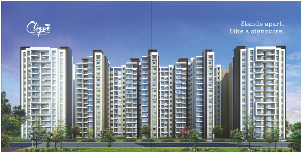 Project Image of 920.0 - 1300.0 Sq.ft 2 BHK Apartment for buy in MJR Clique Hydra