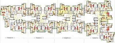 Project Image of 887.0 - 1570.0 Sq.ft 2 BHK Apartment for buy in Rishabh Cloud9 Towers