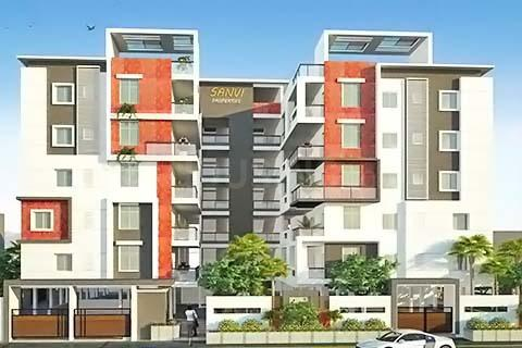 Project Image of 1205.0 - 1215.0 Sq.ft 2 BHK Apartment for buy in Sanvi Urbn