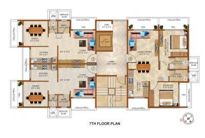Project Image of 293.0 - 457.0 Sq.ft 1 BHK Apartment for buy in Vaastu Adarsh