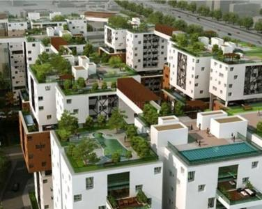Gallery Cover Image of 1499 Sq.ft 3 BHK Apartment for rent in Osian Chlorophyll, Porur for 30000