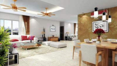 Gallery Cover Image of 1250 Sq.ft 2 BHK Apartment for rent in Orris Aster Court, Sector 85 for 14000